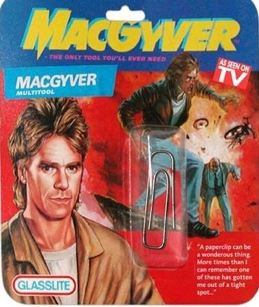 MacGyver Multitool