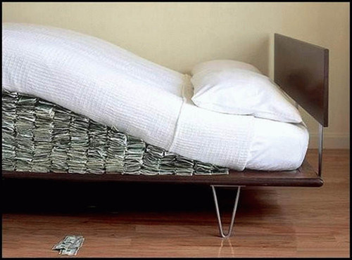 Bed Bank