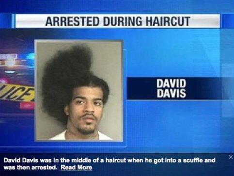 Hair Cut Should be Illegal