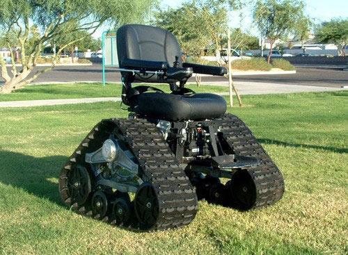 Office Chair Tank