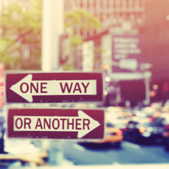 One Way Or Another I'm gonna find ya'. I'm gonna get ya', get ya', get ya', get ya'