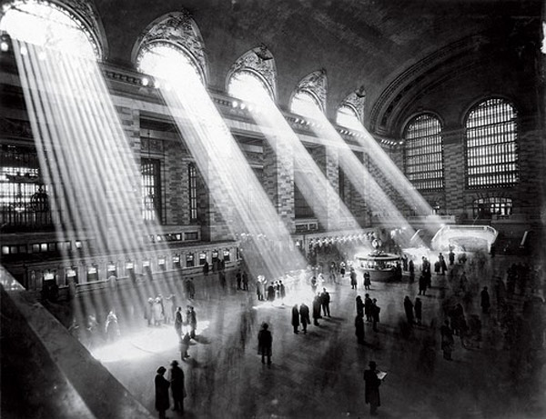 NYC Grand Central Terminal in 1929