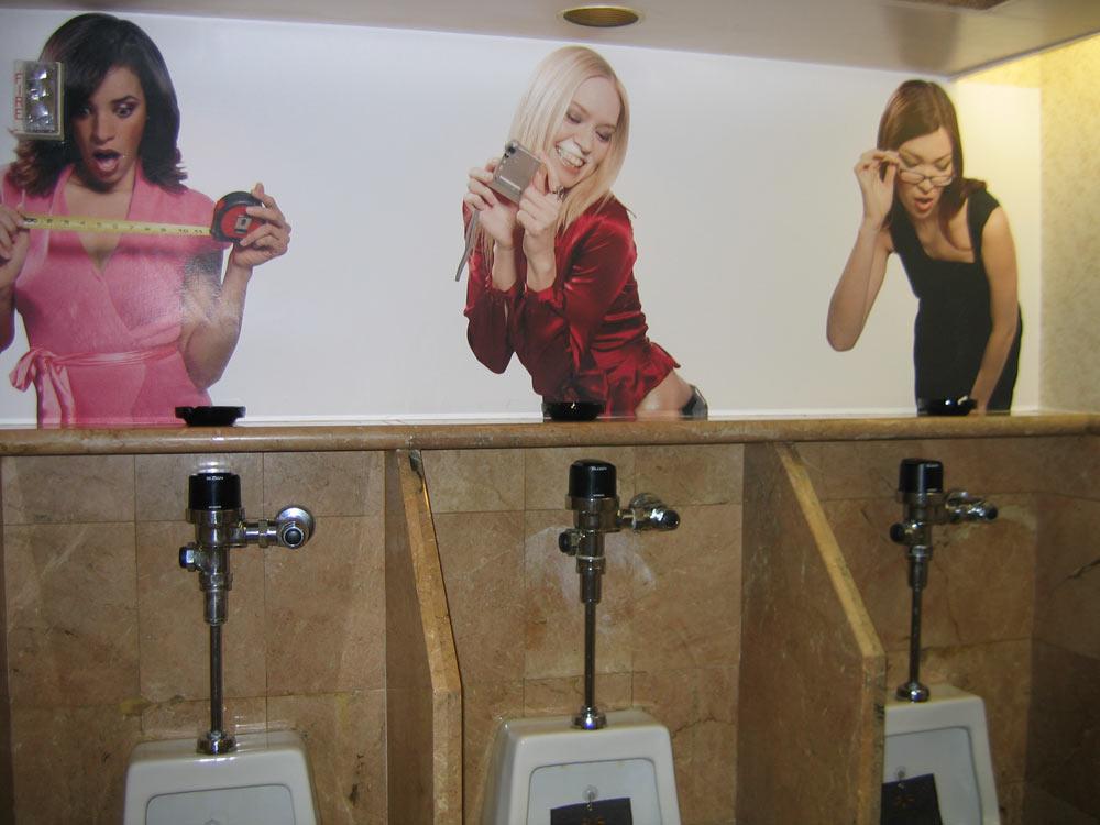 Funny Urinals