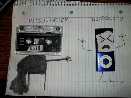 I'm Your Father, Tape to the iPod