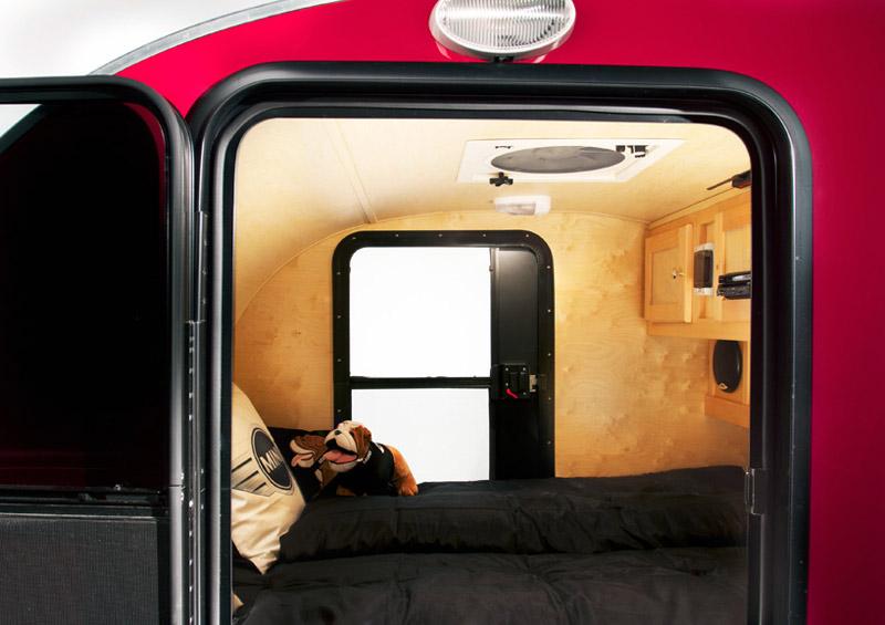 Mini Camper Caravan