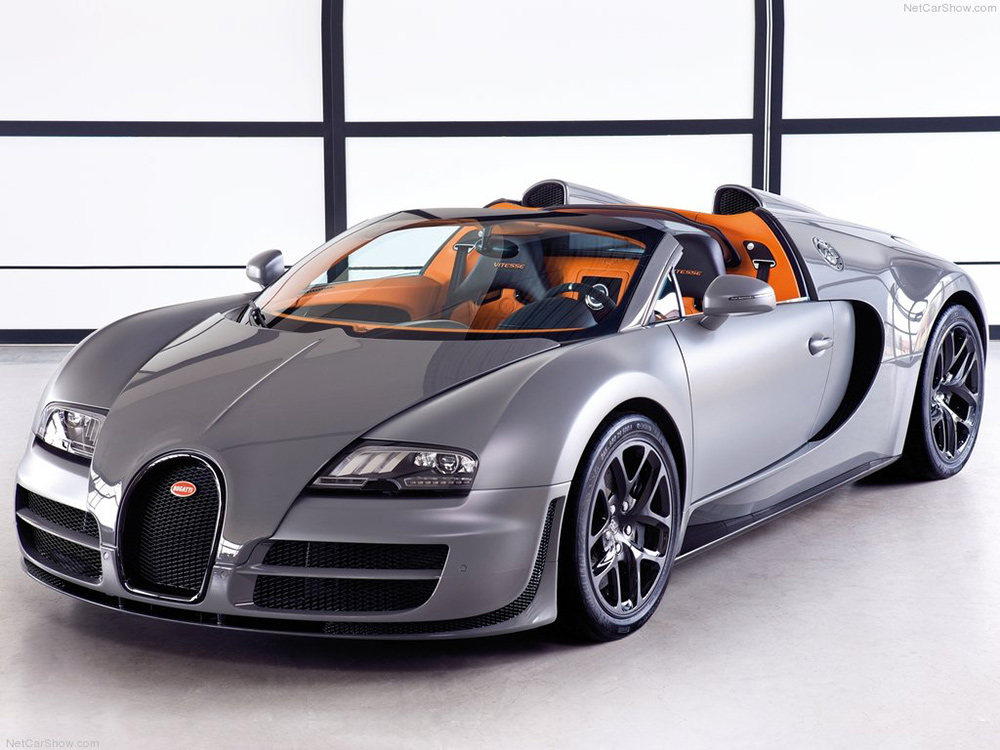 Bugatti Veyron 16.4 Grand Sport Vitesse 2012
