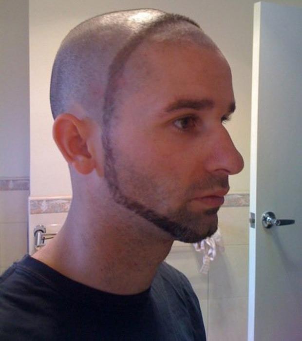 Interesting Beard Style