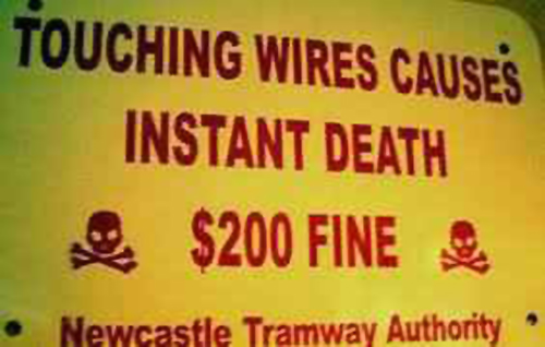 Instant Death Or $200 Fine