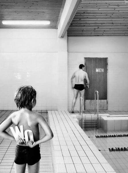 Bathroom Practical Joke, Naughty Kid