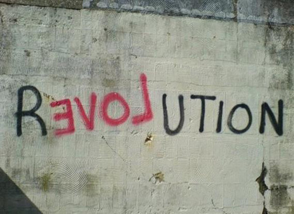 Revolution with Love