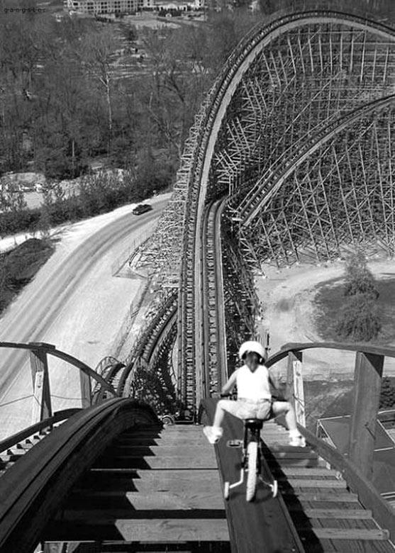 Roller Coaster Riding