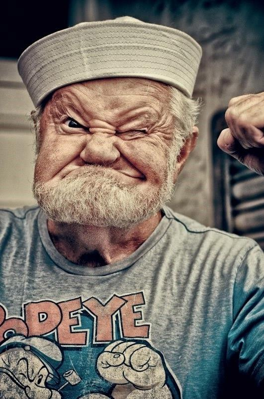 The Real Popeye