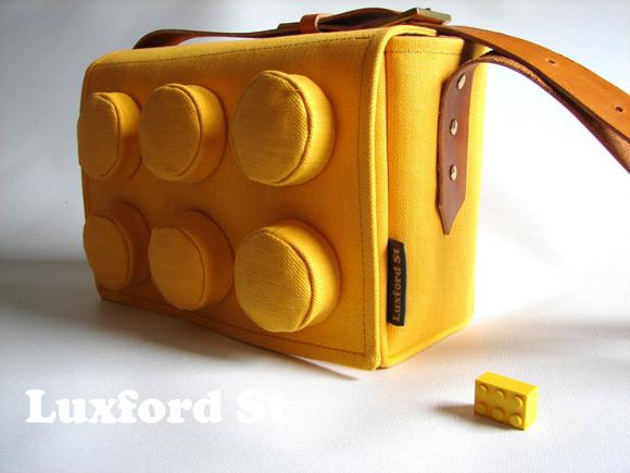 Lego Block Bag