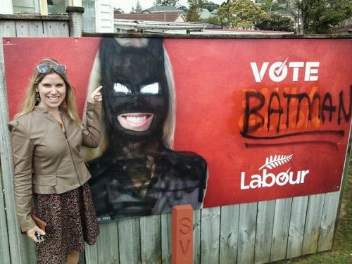 Vote Batman