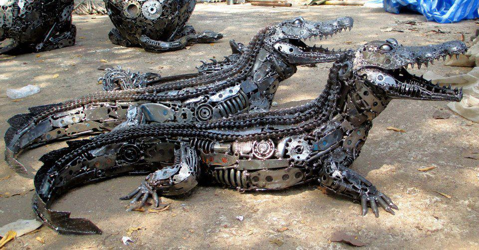 Robo Crocs
