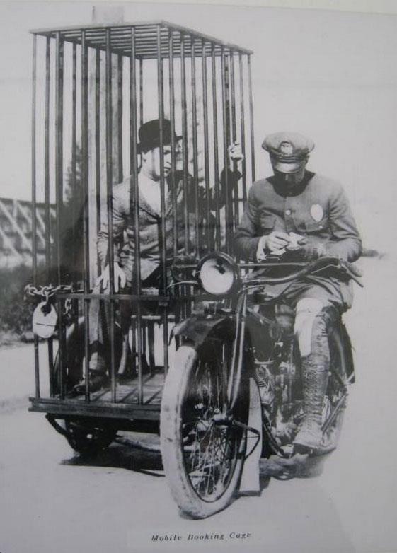 Mobile Jail