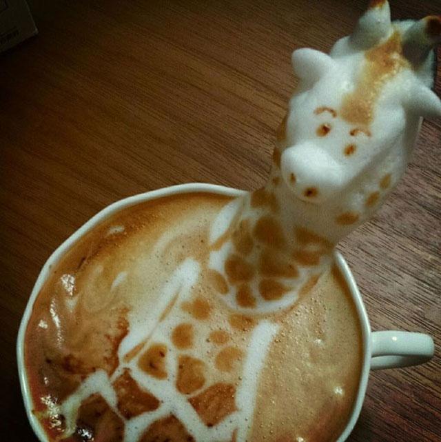 Gerraff - Latte Art