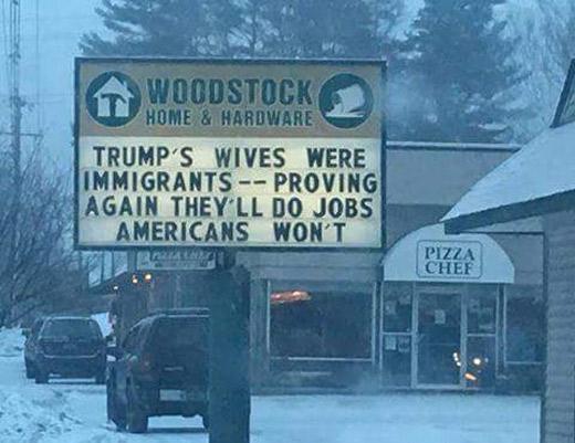 Immigrants do the hardest jobs